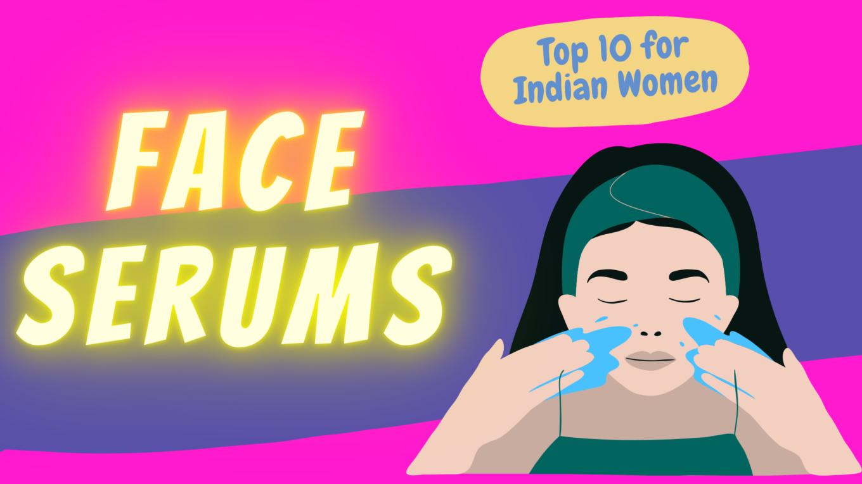 Best face serums shop online