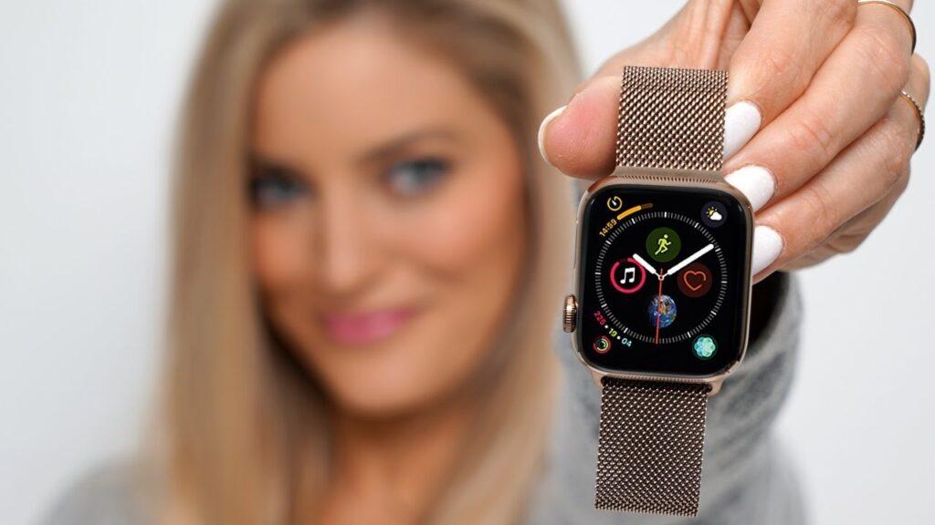 apple watch 4 women