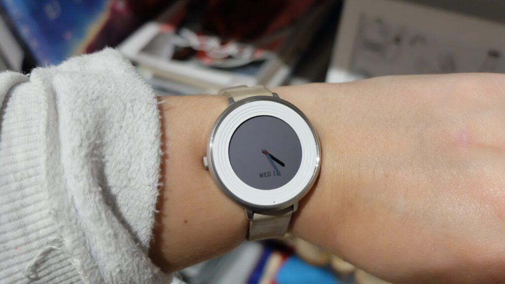 pebble smart watch women