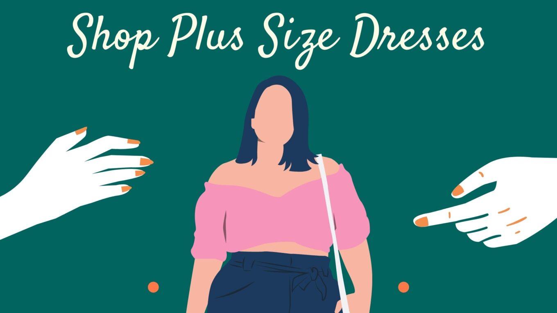 plus size dress buy online